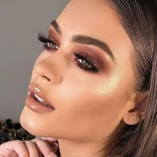 natural looking makeup for prom