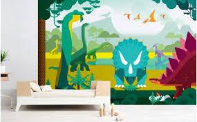 Dinosaur Wallpaper And Wall Murals Kids Room Wallpapers