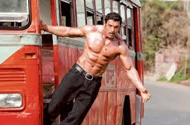john abraham workout schedule and t