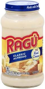ragu clic alfredo sauce 16 oz