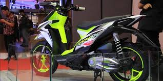 Permalink to Gambar Motor Honda Extreme