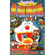 Mã BMSMART giảm 15% đơn 50K] Sách - Đội Quân Doraemon Tập 1 ...