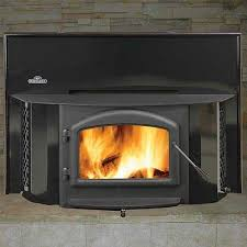 25 inch wood burning fireplace insert
