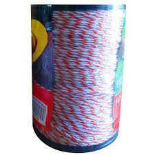 500m Roll Polywire For Electric Fence Fencing Rope Stainless Steel Poly Wire For Sale Online Ebay