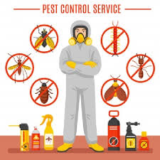 Yearly Industrial Residential Pest Control Services Jaipur Rajastha, Rs 900  /cubic meter | ID: 17427854248
