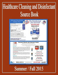 cleaning and disinfectant source book