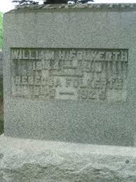Rebecca Becker Folkerth (1843-1925) - Find A Grave Memorial