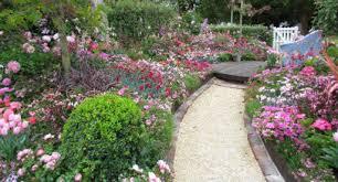 charming cottage gardens