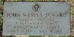 John Wesley Seward (1921-1969) - Find A Grave Memorial