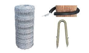 Smb Farm Supply Fencing Wire Staples Tube Insulators