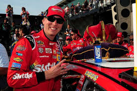 Auto Racing Busch Turns Weekend Into Clean Sweep With Brickyard 400 Win The Courier