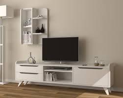 Dmodül Doruk Tv Ünitesi 180 cm Beyaz | Tv Üniteleri & Tv Sehpaları |  Üretici Firma Avantajı ile Sadece