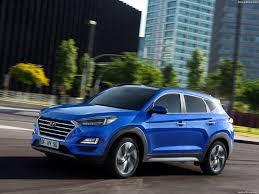 Hyundai Tucson [EU] (2019) - picture 4 of 64