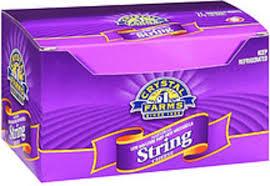 crystal farms string natural mozzarella