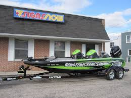 Custom Boat Graphics Decals Signs Now