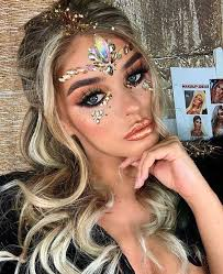 pretty halloween makeup ideas easy