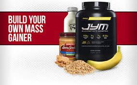 build your own m gainer