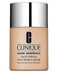 clinique acne solutions liquid