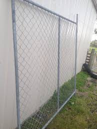 Darwin Cyclone Wire Temporary Fencing Chain Link Wire Temp Fence For Sale 2100mm X 2500mm Width Mesh 50mm X 50mm For Sale Galvanized Temporary Fence Manufacturer From China 106632785