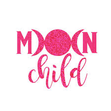 Amazon Com Moon Child Decal Sticker Inspirational Quote Vinyl Decal For Yeti Tumbler Rtic Cup Laptop Mug Accessories For Women Custom Size And Color Handmade