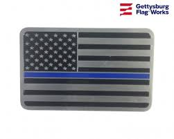 Flag Patches Vehicle Magnets For Military Police Fire