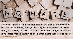 kata mutiara bahasa inggris tentang kebencian hate