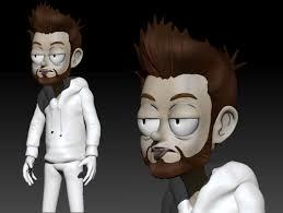 ArtStation - Adam Ellis' Persona, Cody Scites
