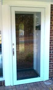 who makes pella storm doors