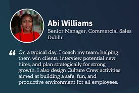 Udemy Employee Spotlight — Abi Williams | by Angelo Paxinos | Udemy  Recruiting | Medium