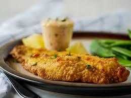 Air Fryer Catfish with Spicy Tartar ...