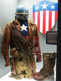 captain america rescue costume aka