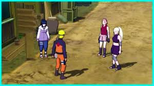 Naruto chooses Hinata over Sakura and Ino making them Jealous ...
