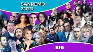 I favoriti alla vittoria finale del Festival di Sanremo 2020 - Open