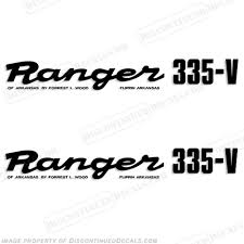 Ranger Decals