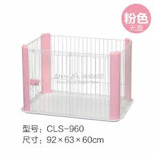 Japanese Style Dog Cage Indoor Dog Fence Detachable Small Cute Pet Cat Cages Easy To Install Dog Kennel Houses Kennels Pens Aliexpress