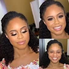 beauty bridal makeup artist servicing