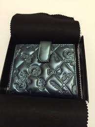 authentic chanel bi fold wallet icon