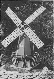 windmill woodworking plans and projects