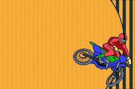 Motocross Invitaciones Para Imprimir Gratis Ideas Y Material