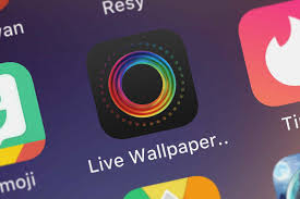 live wallpaper apps for iphone xs