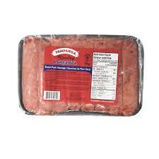 quality panga longanisa sausage