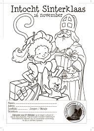 Mooiberghem Nl Intocht Sinterklaas En Zwarte Piet In Berghem