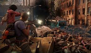 is world war z crossplay on ps4