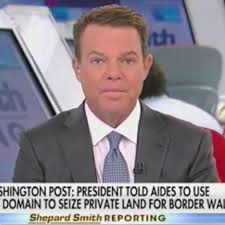 Fox News' Shepard Smith Shreds Trump Over False Claims About Border Wall,  Puerto Rico: 'There's No New Wall... Not True'