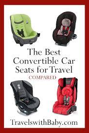 best toddler travel car seats faa