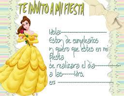 Tarjetas De Cumpleanos De Princesas Para Imprimir 1 Tarjetas De