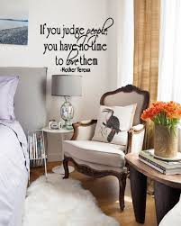 Inspirational Motivational If You Judge People You Have No Time To Love Large Vinyl Wall Decal Mother Teresa Family Living Room Sold By Manda S Love 4 Vinyl On Storenvy