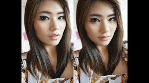 2ne1 cl kpop makeup tutorial indonesia