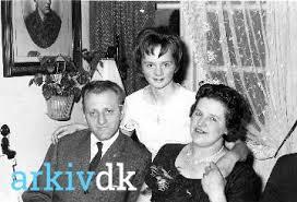 arkiv.dk | Peder Møller, Lone Krintel, Ada Hansen, 1962