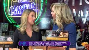 the castle jewelry and one news